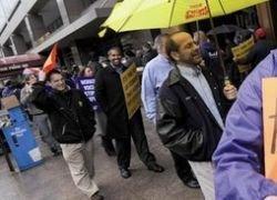 Американцы бастуют против высоких налогов