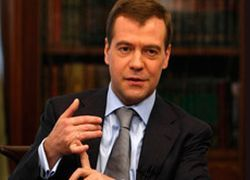 Медведев: без чего России не преодолеть кризис?