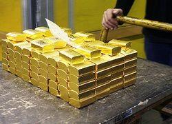 Золотовалютный резерв России потерял еще один $1 млрд