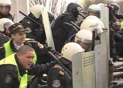 Украина выдала Молдавии подозреваемых в беспорядках