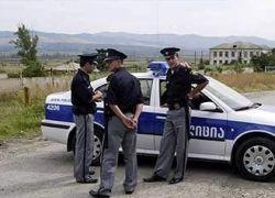 """Грузинская полиция задержала активиста \""""Наших\"""""""