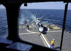 Антипиратская эскадра ЕС увеличится до 11 кораблей