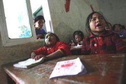 Китайские школьники учатся по 18 часов в сутки