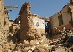 Землетрясение убило 70 афганцев