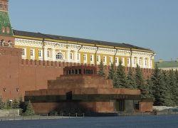 Мавзолей Ленина вновь открыт для посетителей