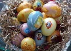 Что значат эти куличи и яйца?
