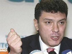 Немцов обвинил губернатора Кубани в незаконной агитации