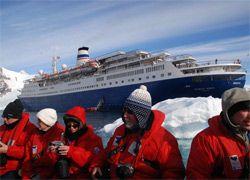 В Антарктику почти перестанут пускать туристов