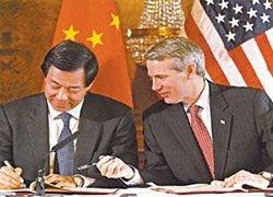Китай подал иск в ВТО на США