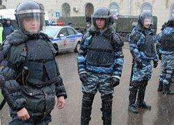 ОМОН пытается сорвать социальный форум в Ижевске