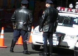 Американский полицейский выписал штраф мертвецу