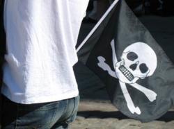 Популярность Пиратской Партии Швеции резко взлетела
