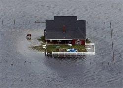 Жертвами наводнения в Техасе стали 5 детей