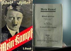 Папа Римский разрешает читать Гитлера