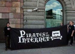 Шведы не спешат отказываться от The Pirate Bay
