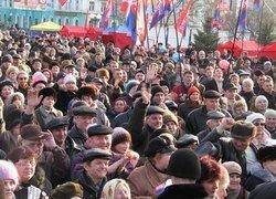 Народ для России и ее правителей - обуза