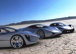 Суперкар McLaren P11 появится в 2011 году