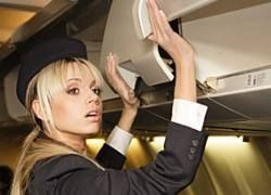 Израильскую стюардессу опять покусали россияне