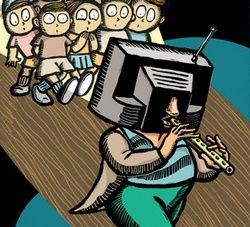 Всё наше ТВ пора прикрыть за безнравственность