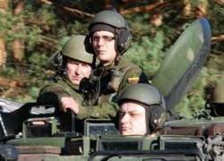 Литовских солдат отправят в неоплачиваемый отпуск