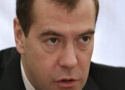 Медведев готов увольнять нерадивых министров