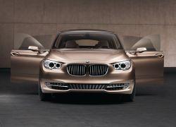BMW готовит четырехдверное купе 6-й серии GT