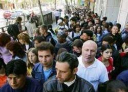 В марте потеряли работу 700 тысяч россиян