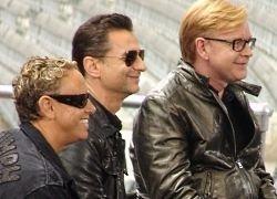 Depeche Mode не дались звуки вселенной