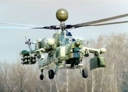 Войска минобороны впервые получили новейшие вертолеты