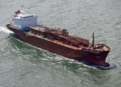 Круизный лайнер и танкер столкнулись в Голландии