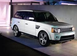 Land Rover представил три новых внедорожника