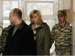 Светлана Бахмина освобождена