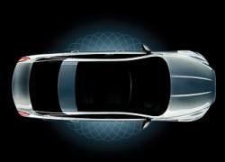 Jaguar предложил взглянуть на новую модель сверху вниз