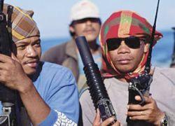 Пираты освободили турецкое судно