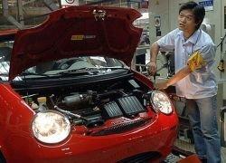 Китай стал крупнейшим мировым автопроизводителем