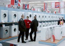 Магазины бытовой техники держались за счет распродаж
