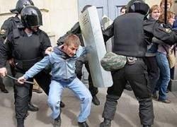 МВД отчиталось о предотвращении беспорядков в России