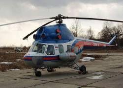 В Томской области пропал вертолет Ми-2