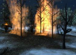 Чиновники спалили заповедник, отмечая открытие охоты