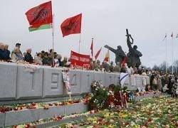В Риге хотят запретить День Победы