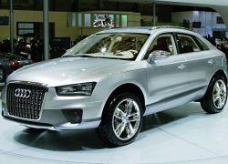 Самый компактный внедорожник Audi появится в 2011 году