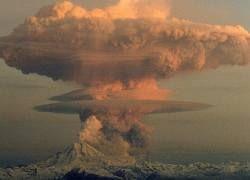 Вулканы могут спасти Землю от глобального потепления