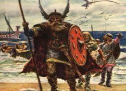 Датский археолог нашел сокровища викингов