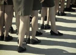 Уровень российской армии повысят женщины