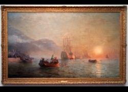 Картина Айвазовского продана в Нью-Йорке за $1,35 млн