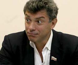 Немцов договорился до чертиков