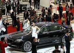 Подделки и оригиналы автосалона в Шанхае