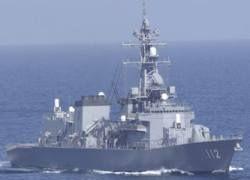 Японский флот впервые с 1945 года откроет огонь