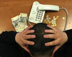 Россияне все чаще уклоняются от уплаты кредитов