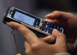 Двое друзей послали друг другу 217 тысяч SMS в месяц
